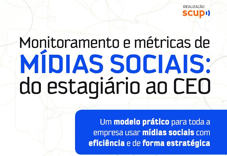 Monitoramento e métricas de mídias sociais: do estagiário ao CEO