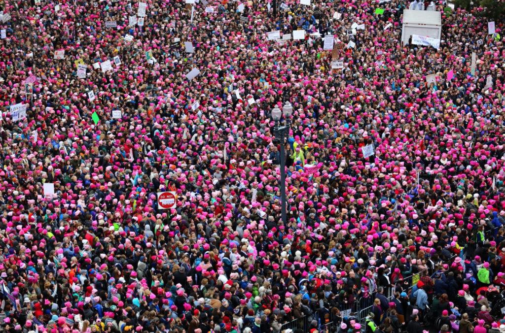 Marcha das Mulheres e mobilização online: debate, união e resistências, por Anna Martinez