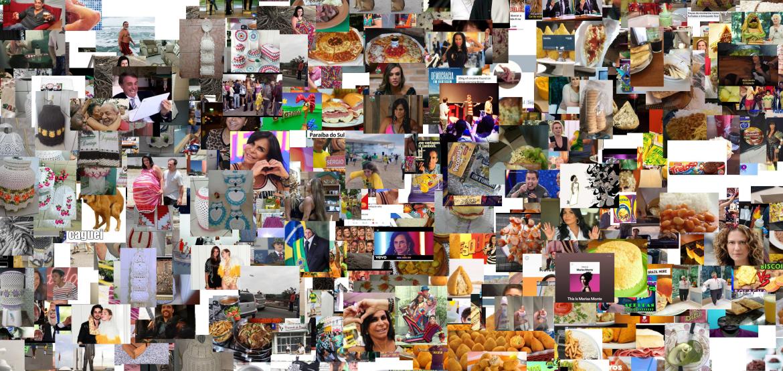 O Brasil segundo o Twitter em 6 mil imagens